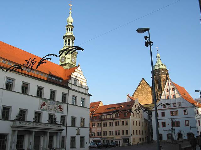 Pirna - Altstadt