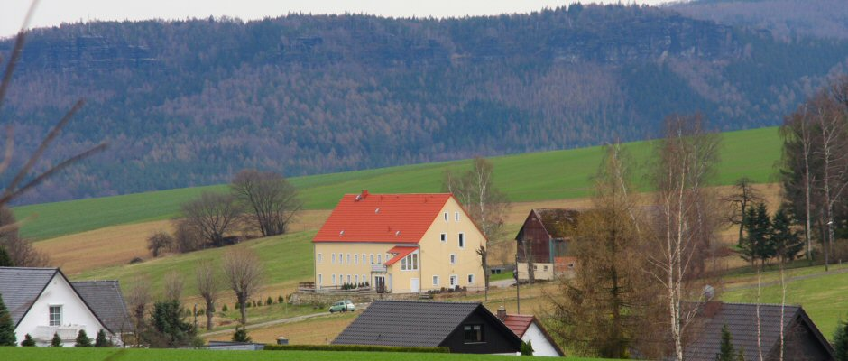 Landhaus Böhmer - Papstdorf