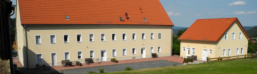 Landhaus Böhmer – Papstdorf